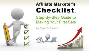 Affiliate Marketing Checklists