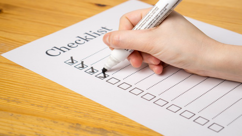 Top 3 Affiliate Marketing Checklists