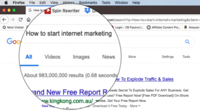 How To Start Internet Marketing