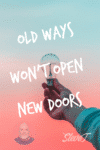 open new doors