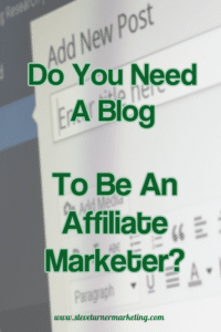 Do You Need A Blog