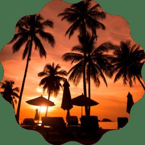 Positive attitude resort
