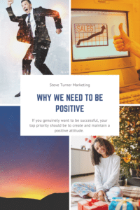 Why we need a positive attitude